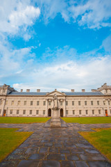 The Old Royal Naval College in London, UK