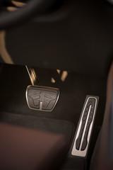 New car pedals