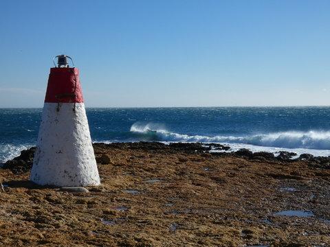 carry le rouet phare sur le littoral landscape mediterranean view
