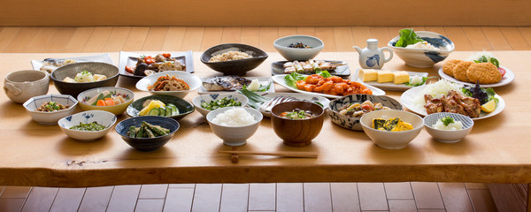 日本の家庭料理