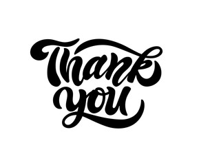 Thank you. Hand drawnlettering illustration