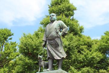 西郷隆盛 銅像 上野