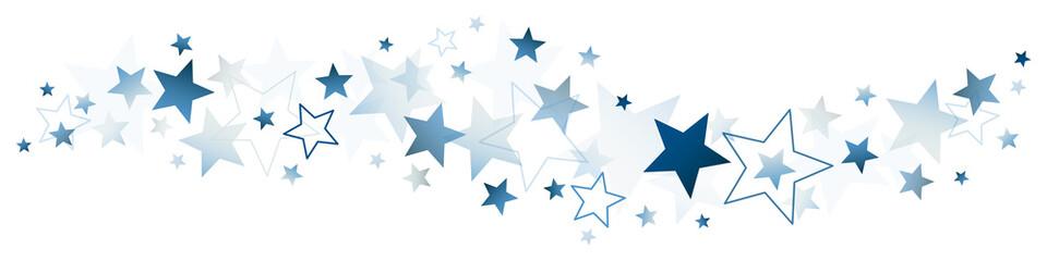 Sterne Weihnachten Dunkelblau