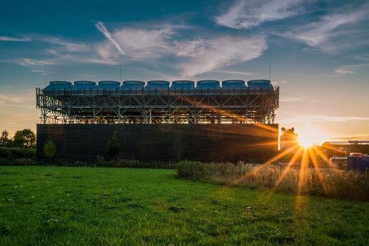 Geothermie-Heizkraftwerk Sauerlach für eine umweltfreundliche Energieerzeugung