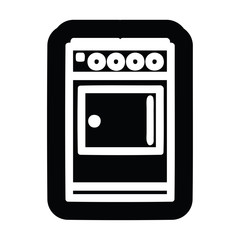 kitchen cooker icon