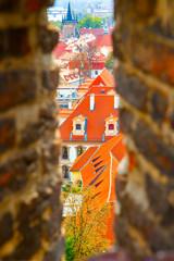 Wall Mural - Lesser Town of Prague
