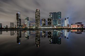 Rotterdam At Night
