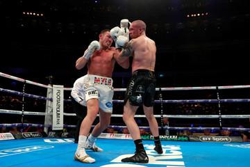Liam Williams v Joe Mullender - British Middleweight Title