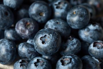 Raw Blue Organic Blueberries