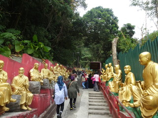 萬佛寺、香港