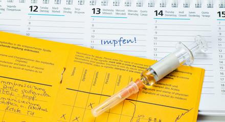 Impfen, Termin, Impfpass, Erinnerung