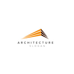 Architecture studio logo template