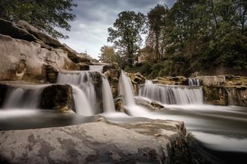 Wasserfall Kaskaden bei Winterthur (Affenschlucht)