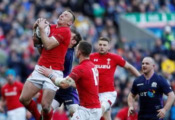 Six Nations Championship - Scotland v Wales