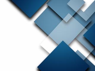 Obraz Abstract Squares design background - fototapety do salonu