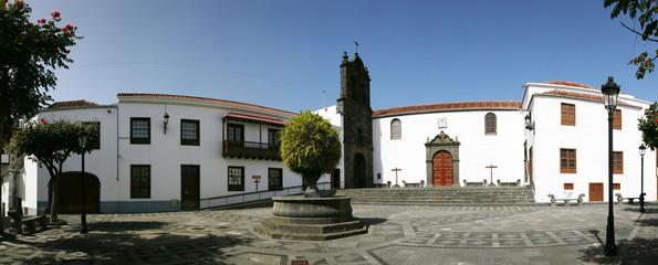 Inselmuseum im ehemaligen Kloster San Francisco