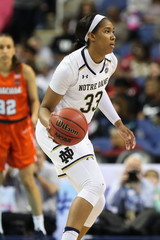 NCAA Womens Basketball: Atlantic Coast Conference Tournament - Syracuse vs Notre Dame