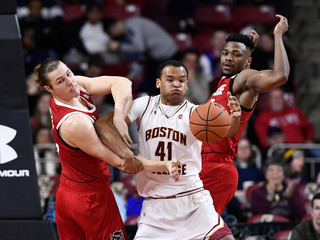 NCAA Basketball: N.C. State at Boston College
