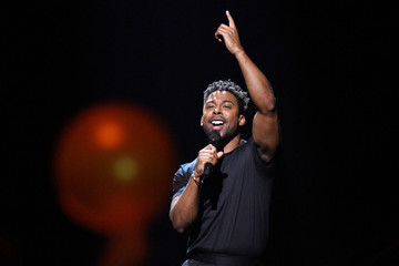John Lundvik wins the Swedish Melody Festival at Friends Arena in Solna