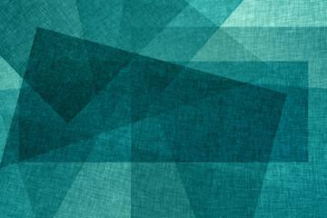 Green Background, Cloth Texture Illustration