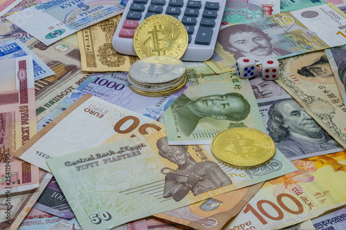 Foreign Currency Forex Investment