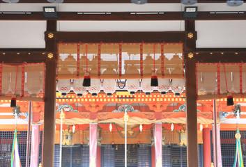 京都の神社建築