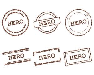Hero Stempel