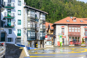 Elanchove, Basque Country, Spain