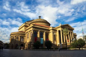 Teatro Massimo, Palermo, Sicily