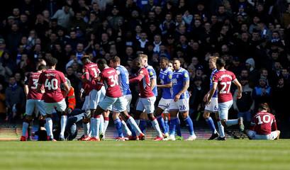 Championship - Birmingham City v Aston Villa