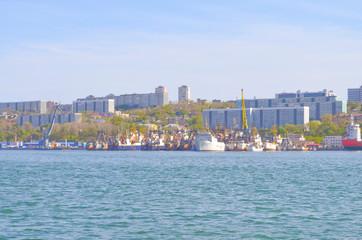 Vladivostok, City view