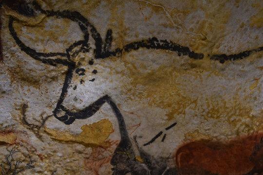 Auroch de la grotte de Lascaux