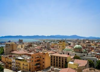 Sardinia Coastal City