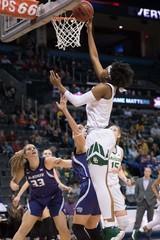 NCAA Womens Basketball: Big 12 Conference Tournament - Kansas State vs Baylor