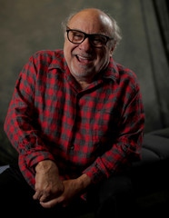 "Cast member DeVito poses for a portrait while promoting the movie ""Dumbo"" in Beverly Hills"