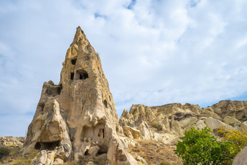 Wall Mural - Landscape of Cappadocia in Goreme, Turkey