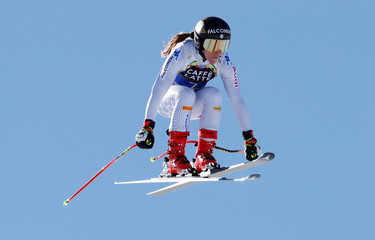 FIS AlpineSkiingWorld Cup Finals - Women's Downhilll training