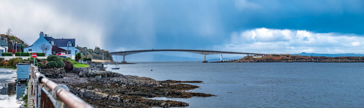 Skye Bridge - Isle of Skye, Scotland