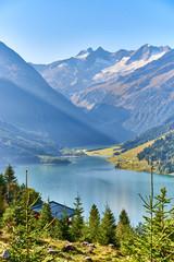 "Stunning Lake in Tirol / Reservoir ""Durlaßboden"""