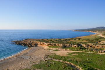 Akamas Peninsula National Park in spring, Cyprus