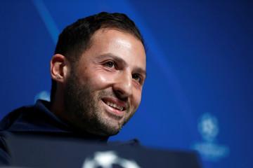 Champions League - Schalke 04 Press Conference