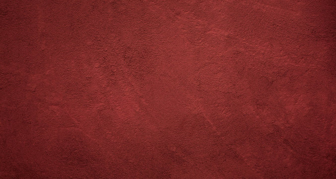 Abstract Grunge bright Brown Painted Stucco Background