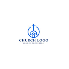 Church logo minimalist