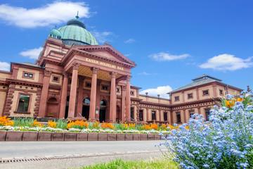 historic famous Kaiser Wilhelms Bad in Bad Homburg Germany