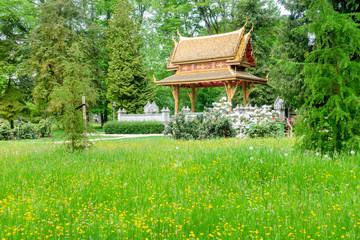 pagoda Thai-Sala in Bad Homburg Germany