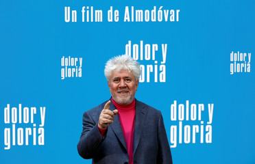 """Photocall for Pedro Almodovar's film """"Pain and Glory"""" in Madrid"""
