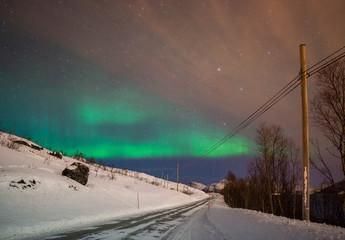 Northern lights - Aurora Borealis