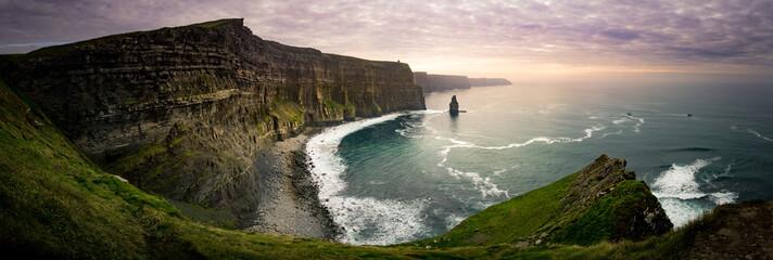 Tuinposter Landschappen Cliff of Moher, Ireland