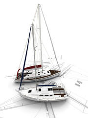 Sailboat design
