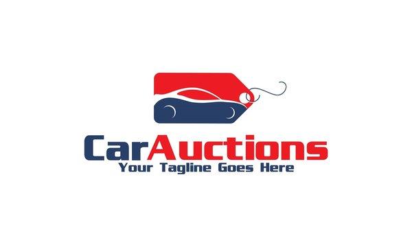 Car Auctions Logo